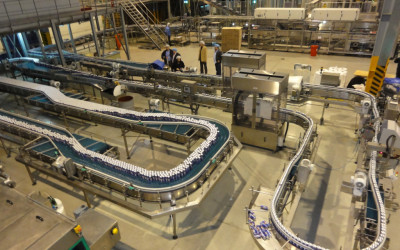 72 000 cph Packaging Line
